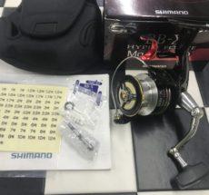 シマノ ハイパーフォース Mg2500D